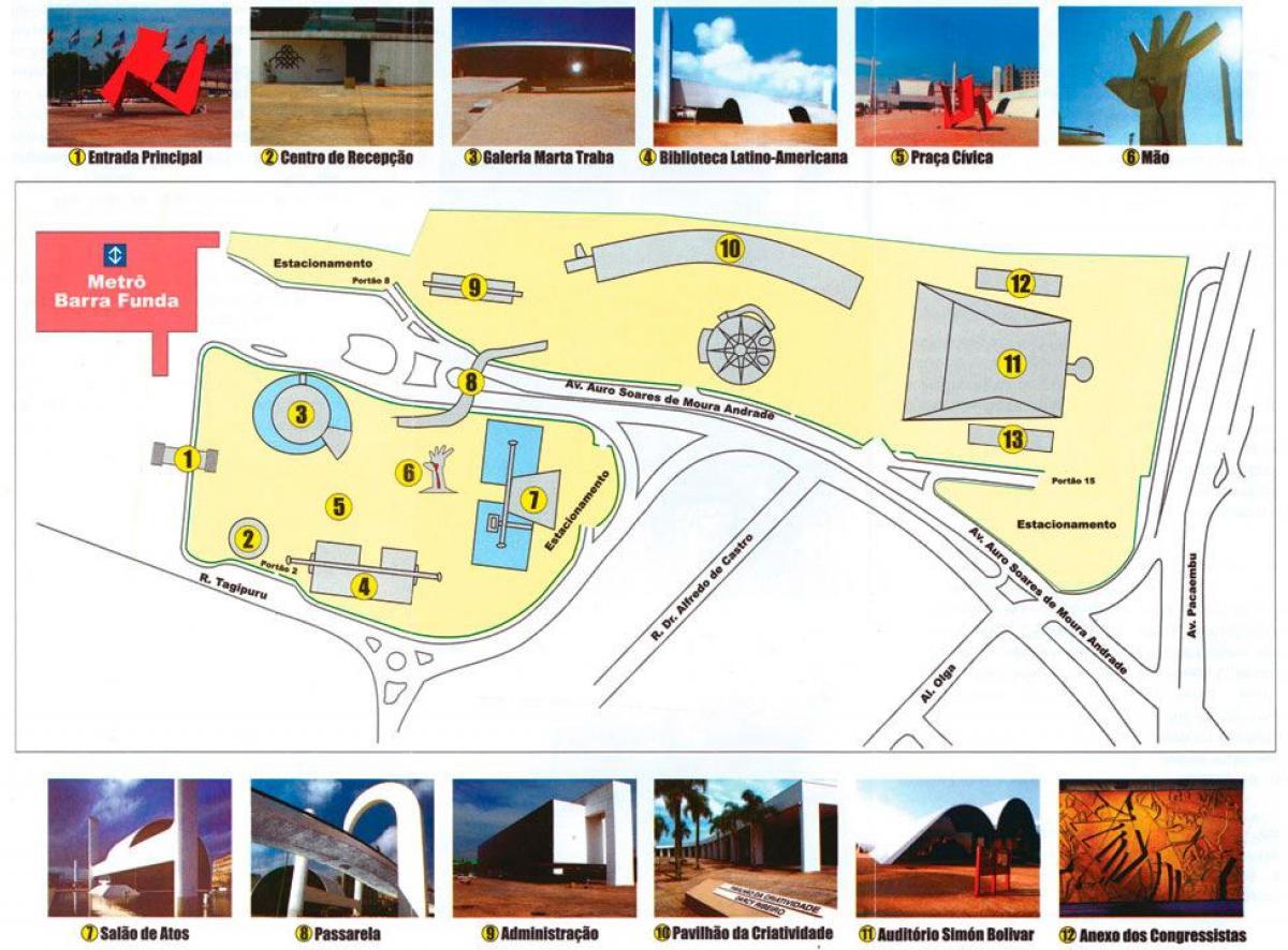 kart latin amerika Latin Amerika memorial kart   Kart over Latin Amerika memorial  kart latin amerika